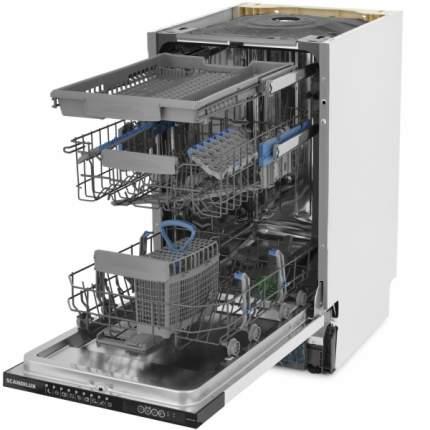 Встраиваемая посудомоечная машина Scandilux DWB 4413B3