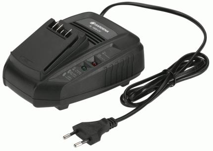 Комплект аккумуляторов с зарядкой Gardena P4A 2 x PBA 18V/45 + AL 1830 CV 14907-20.000.00