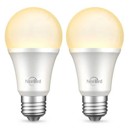 Лампа электрическая Nitebird Умная лампа Nitebird Smart bulb, цвет мульти