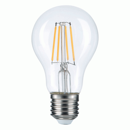 Лампа светодиодная HIPER THOMSON LED FILAMENT A60 7W 750Lm E27 6500K