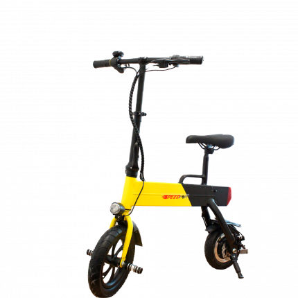 Электровелосипед SpeedRoll SG04 2020 One Size yellow