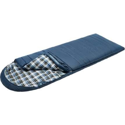 Спальный мешок Trek Planet Douglas Wide Comfort blue, левый