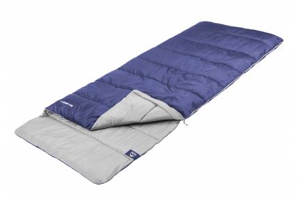 Спальный мешок Jungle Camp Avola Comfort XL blue, левый