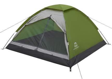 Jungle Camp Lite Dome 4 (Mono Dome 4), зеленый/серый (70813/70883)