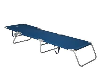 Jungle Camp Comfort Blue, кемпинговая, 189x58x28 см