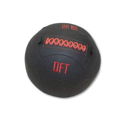 Original FitTools Wall Ball Deluxe 6 кг