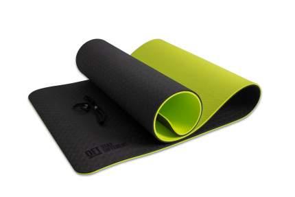Original FitTools 10 мм двухслойный TPE черно-зеленый