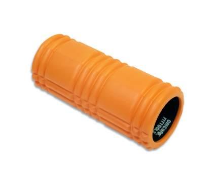 Ролик для йоги и пилатеса Original Fit.Tools, оранжевый