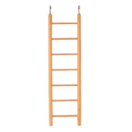 Лестница для птиц Penn-Plax, 7 ступеней,  8х31см, дерево