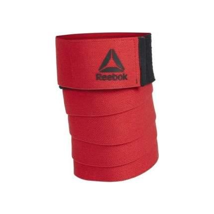 Спортивный бинт Reebok RAAC-16060RD красный 200 см