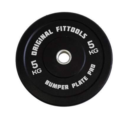 Диск для штанги Original Fit.Tools 5 кг, 51 мм