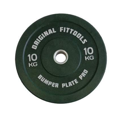 Диск для штанги Original Fit.Tools 10 кг, 51 мм