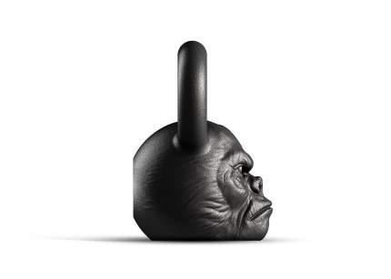 Гиря для кроссфита Iron Head Горилла 16 кг