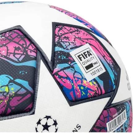 Adidas Finale 20 ISTANBUL PRO арт. FH7343, р.5, 32п, FIFA PRO, ПУ, термосш, мультиколор