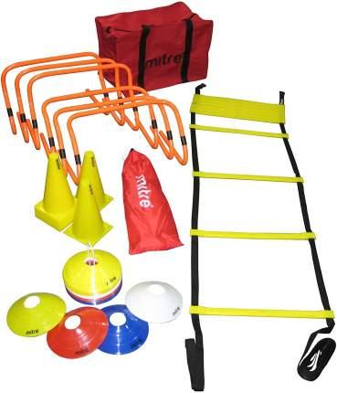 Mitre A3092AAA: тренировочный набор (лестница, барьеры, конусы)