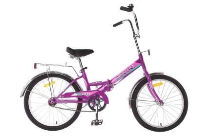"""Велосипед Десна 2100 2020 13"""" лиловый"""