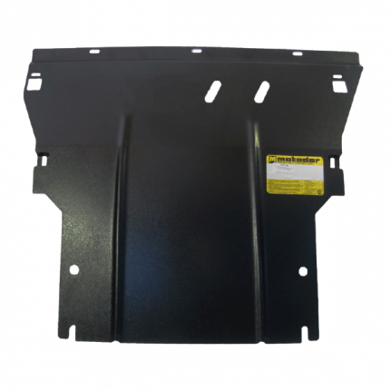 мотодор защита двигателя,кпп nissan teana 2,3;2,5;3,5 08-14-18 2 мм, сталь motodor.71412