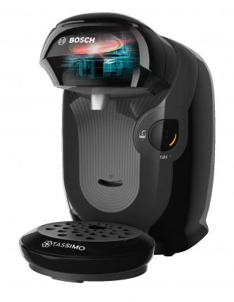 Кофемашина капсульного типа BOSCH TAS1102 Black