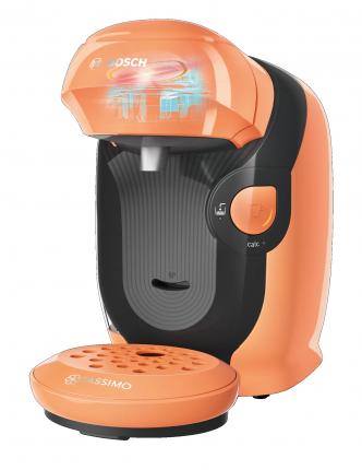 Кофемашина капсульного типа BOSCH TAS1106 Orange