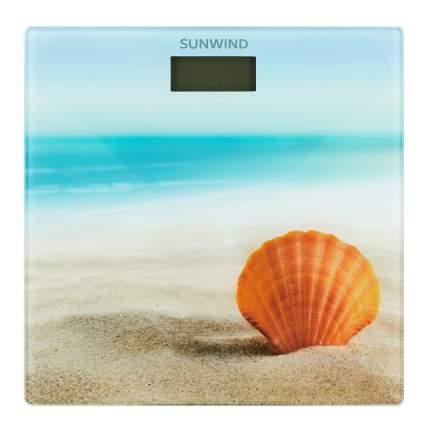 Весы напольные SUNWIND SSB054