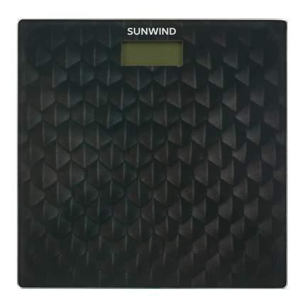 Весы напольные SUNWIND SSB052