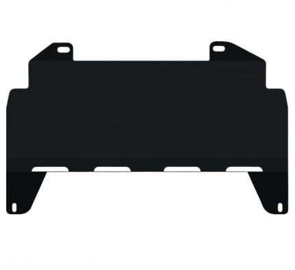 alfeco защ рулевых тяг toyota lc 80 1990-1997, 4,0; 4,2; 4,4td; 4,5 сталь 2 мм alf2481st
