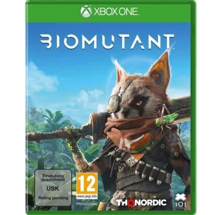 Игра Biomutant для Xbox One