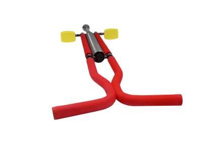 Тренажер-кузнечик Pogo Stick Maxi до 50 кг Street Hit Красный