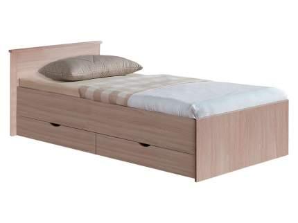 Односпальная кровать Кровать Мелисса Шимо светлый, 800 Х 2000 мм