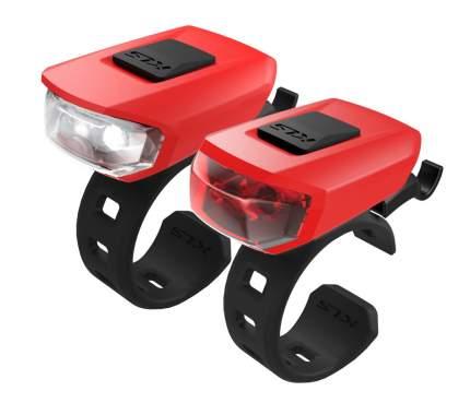 Комплект велосипедных фонарей Kellys Vega красный