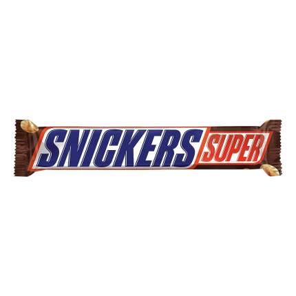 Шоколадный батончик Snickers Super 80 г