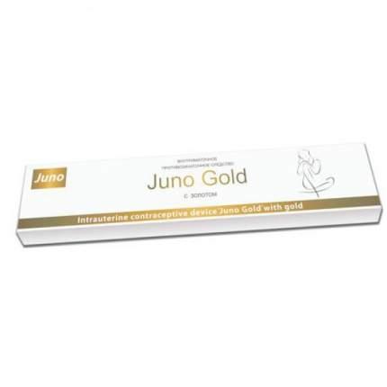 Внутриматочная спираль - Juno Gold ЗАО МП Симург 1 шт.