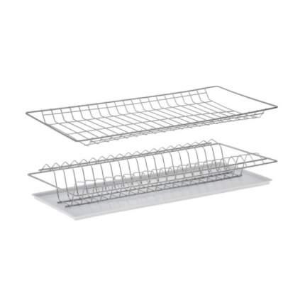 """Сушилка для посуды с поддоном Home Comfort """"Грация-6"""", для шкафа 60 см"""