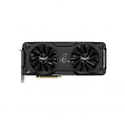Видеокарта Palit Nvidia GeForce RTX 3070 JetStream OC (NE63070T19P2-1040J)