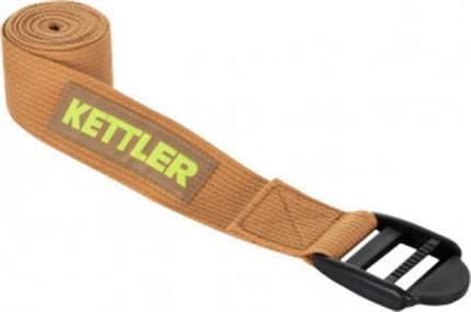 Ремень для йоги Kettler AK-931, бежевый