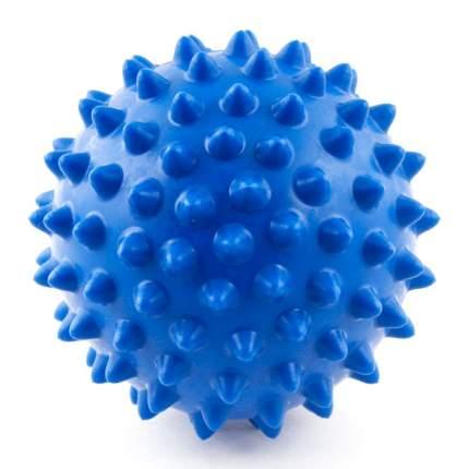Мяч массажный Palmon, синий, 10 см