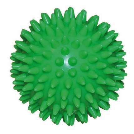 Мяч массажный Palmon, зеленый, 7 см