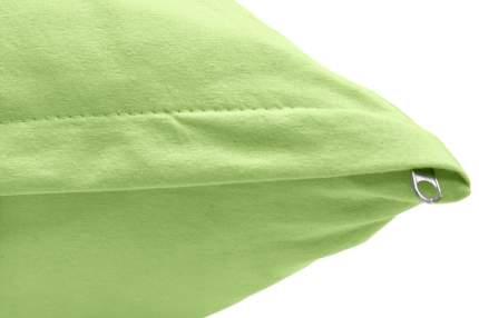 Пододеяльник трикотаж 140х205 Ol-tex светло-зеленый