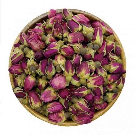 Бутоны чайной розы Ганьсу