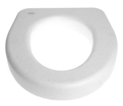Сиденье на яму из пенопласта Лидер-сантехника Дачник VS48332
