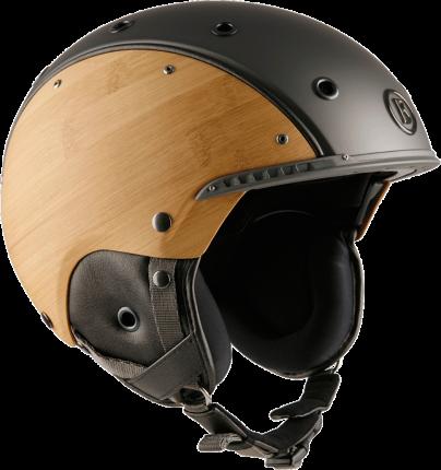 Горнолыжный шлем Bogner Bamboo Ruthenium 2021, black, L