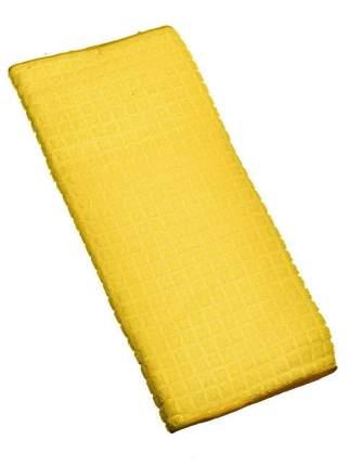 Полотенце - подкладка для сушки посуды, 30х40 см (Цвет: Жёлтый  )
