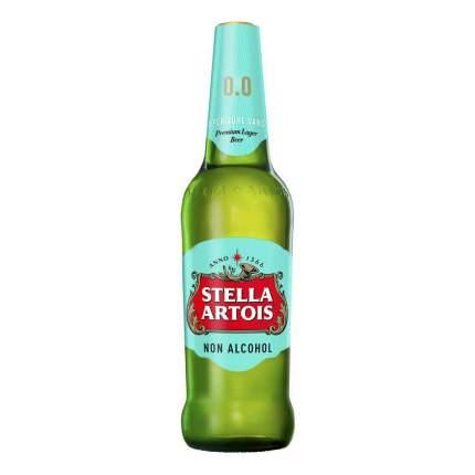 Пиво Stella Artois безалкогольное ячменное пастеризованное 0,44 л