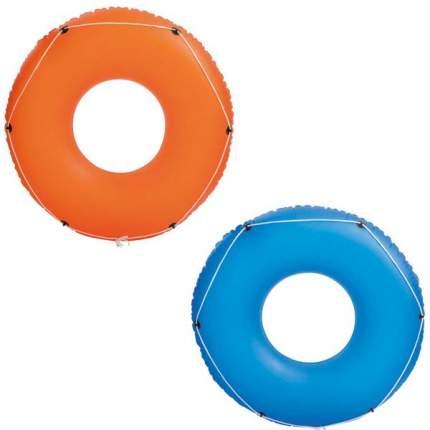 Надувной круг Bestway 36120 (119см) со шнуром, от 12 лет, 2 цвета, уп.12