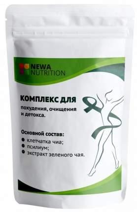 Комплекс пищевых волокон чиа, псиллиум, зеленый чай NN, 200г