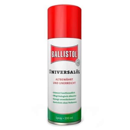 Масло оружейное Ballistol spray 350мл.
