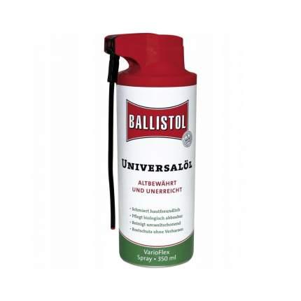 Масло оружейное Ballistol Spray -VarioFlex, 350ml поворотный клапан