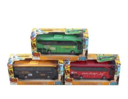 Автобус игрушечный Shenzhen со световыми и звуковыми эффектами в ассортименте