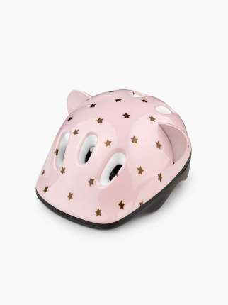 Велосипедный шлем Happy Baby Shellix, pink, S