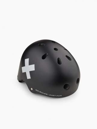 Велосипедный шлем Happy Baby Drifter, black, S